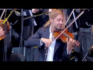 David Garrett and the Piano Guys - Pirates of the Caribbean (Heand#39;s a Pirate)