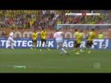 Чемпионат Германии 2013-14 / 1-й тур / Аугсбург - Боруссия Д